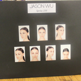 NYFW: Jason Wu Backstage Spring '14