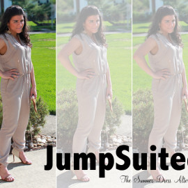 My Style: JumpSuited