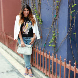 My Style: Glammed Up Rock T-Shirt