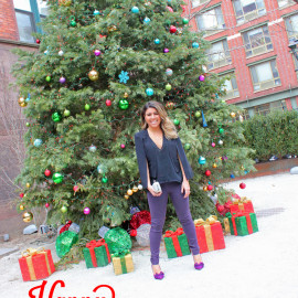 My Style: Holiday Sophisticate {kind of}