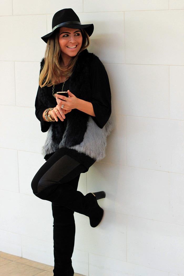 Fashion Stylist Tiffany Pinero Winter Outfit Inspiration
