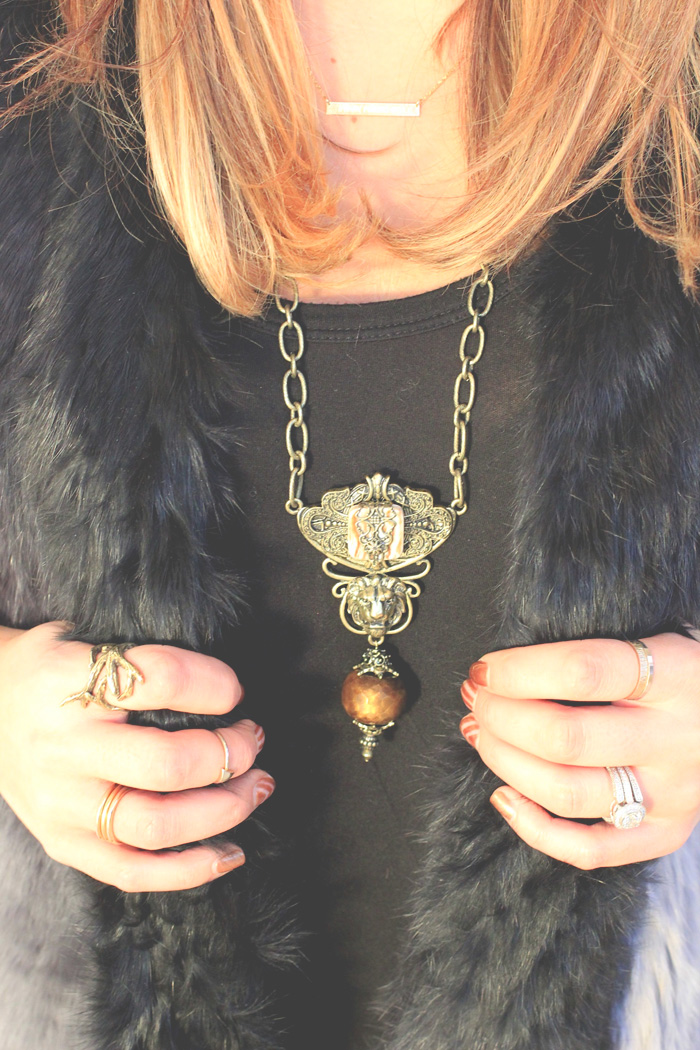 Statement Necklace Bohemian Style