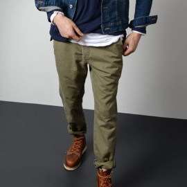 For The Fellas: Easy Fall Updates
