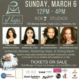 Handbags Of Hope Event Sunday March 6th