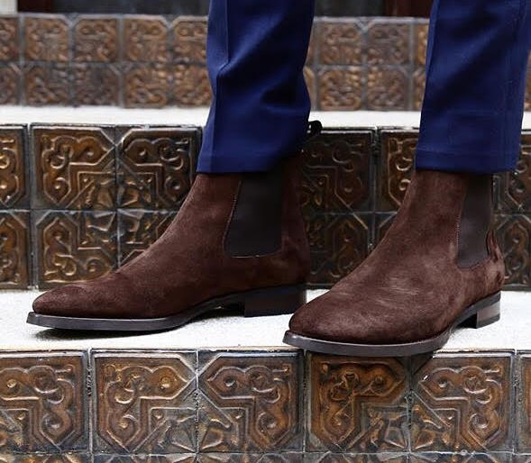 for the fellas the chelsea boot pinero style