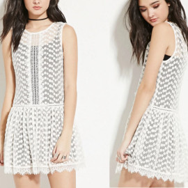 Item Of The Week: Lace Mini Dress