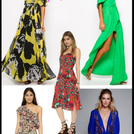 5 End Of Summer Dresses Full Of Flavor