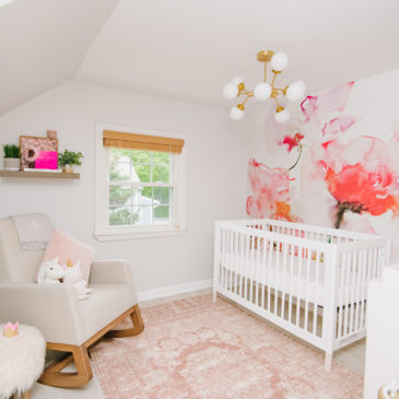 A Dream Nursery For Our Dream Girl